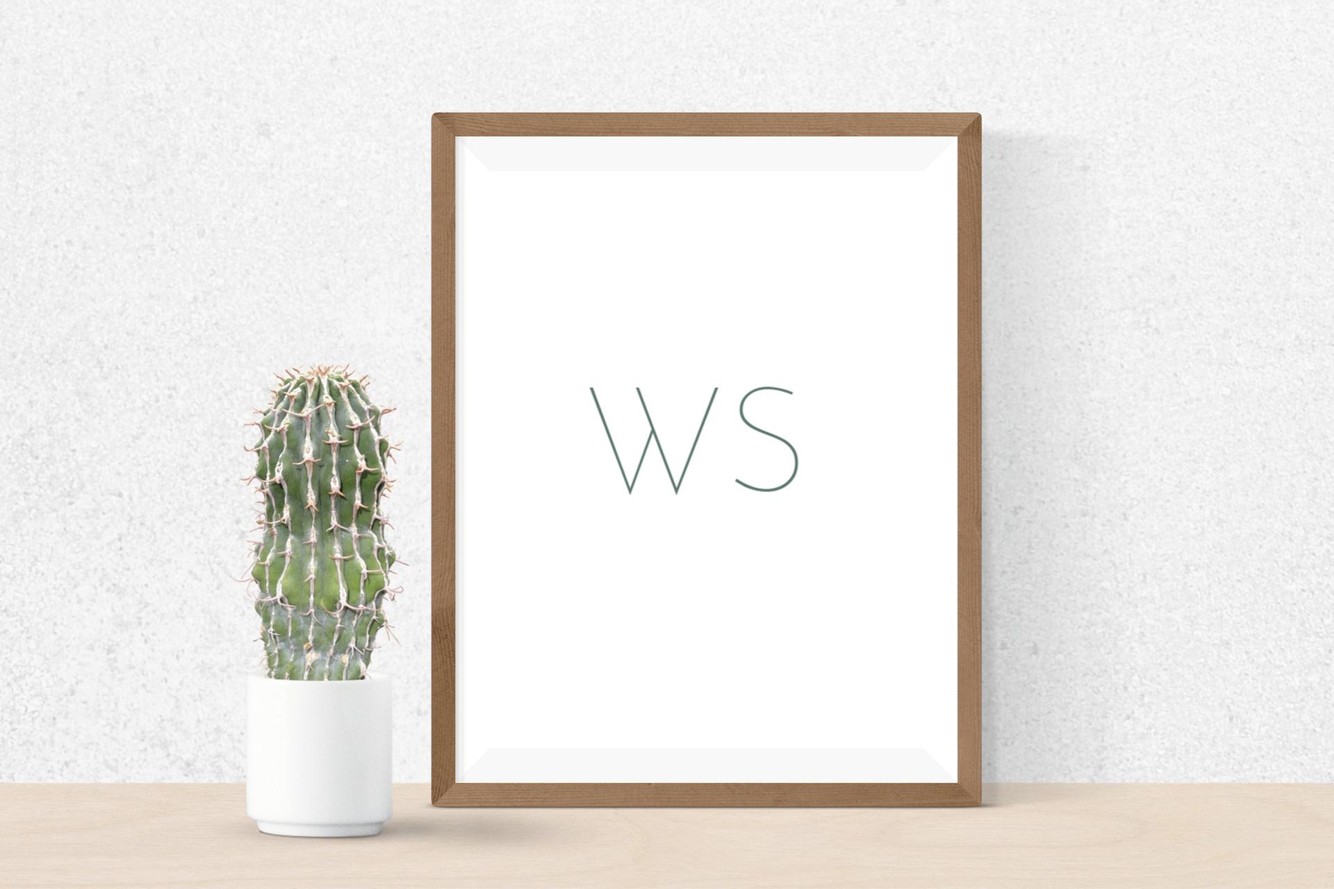Branding WS - Whitney Stokes Design